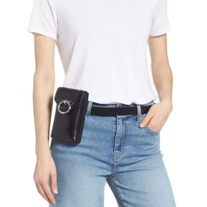 Rebecca Minkoff  Sasha North/South Belt Bag